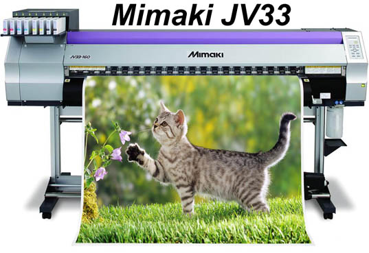 Image result for mimaki jv33-260 PRINTER