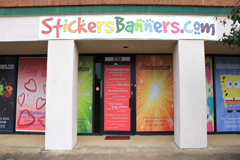 Image result for Adhesive Banners